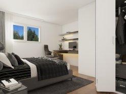 Villarvolard - La Croula 45 - Appartement 2,5pces à louer dans villa